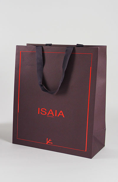 ISAIA Luxury Manufacturer wholesale custom luxury paper packaging gift box